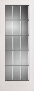 French Doors - Metal Dividers