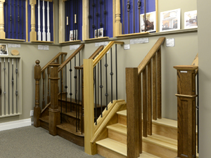 Products - Stair Railing Components