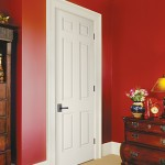 Jeld Wen Moulded Colonist Smooth Door
