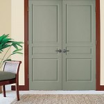Jeld Wen Moulded Textured Avalon Door