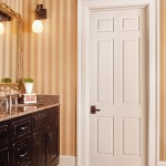 Jeld Wen Moulded Colonist Textured Door