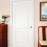 Jeld Wen Moulded Textured Camden Door