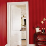 Jeld Wen Smooth Moulded Continental Door