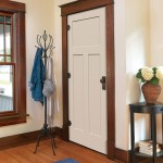 Jeld Wen Moulded Smooth Craftman III Door