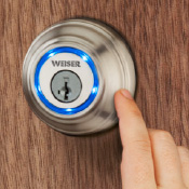 Weiser Keyless Door Locks - Kevo