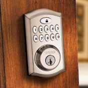 Weiser Keyless Door Locks - Smartcode10