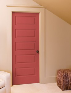 Jeld Wen Moulded Smooth Rockport Door