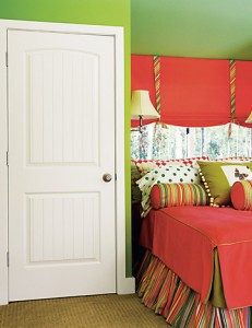 Jeld Wen Moulded Smooth Santa Fe Door