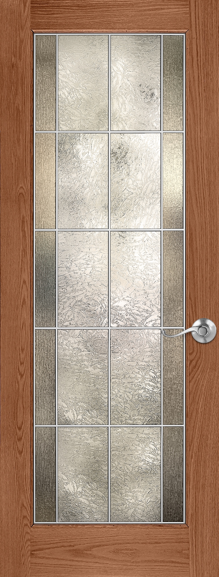 Royale Privacy French Door North Pole Trim Supplies Ltd