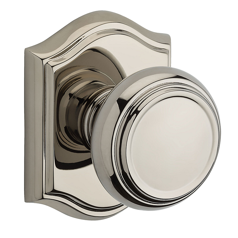 Traditional Reserve Knob | Polished Nickel