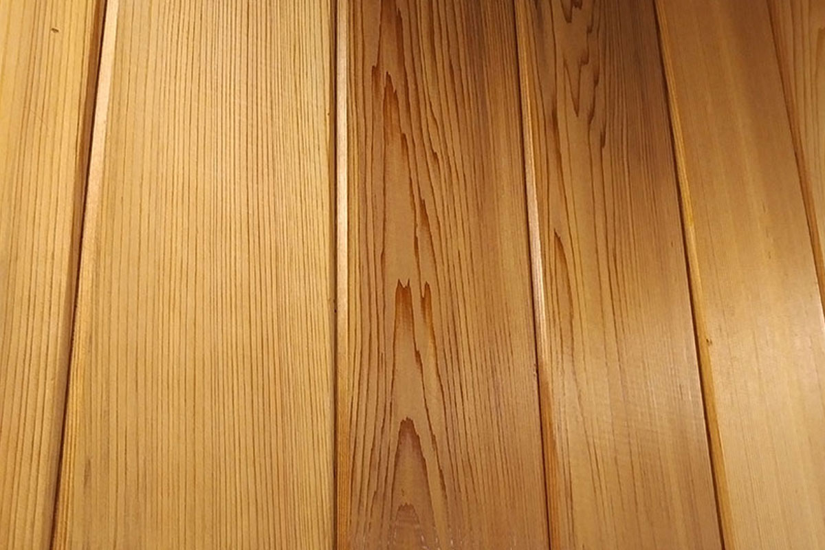 Wall Coverings - Wood Paneling