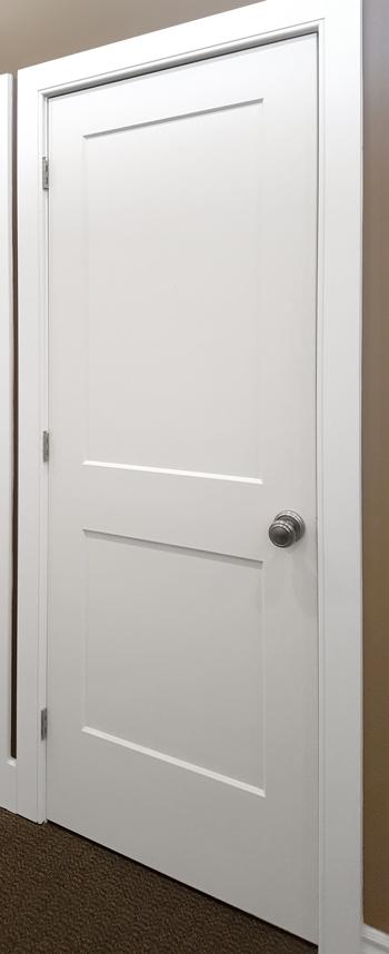 Jeld Wen Moulded Smooth Monroe Door