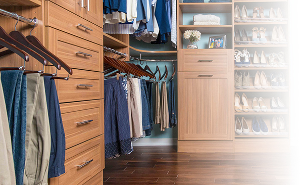 classica__Enduring_Strength | Organized Living Closet Systems | North Pole Trim & Supplies Ltd. - London ON
