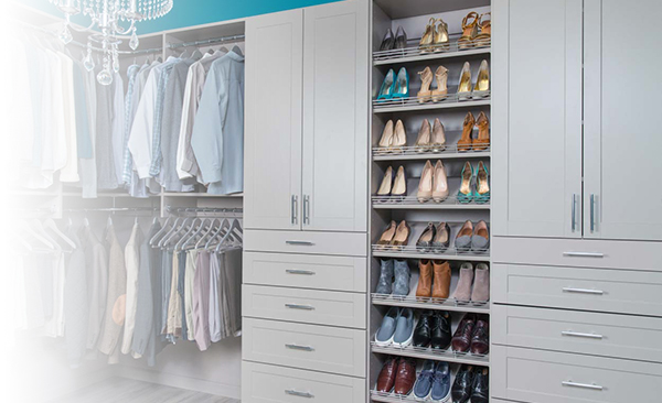classica__Timeless_Beauty  | Organized Living Closet Systems | North Pole Trim & Supplies Ltd. - London ON